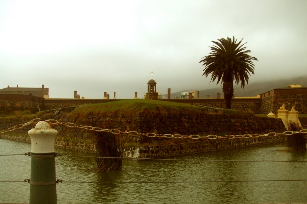 Castle of Good Hope - Cape Town, South Africa