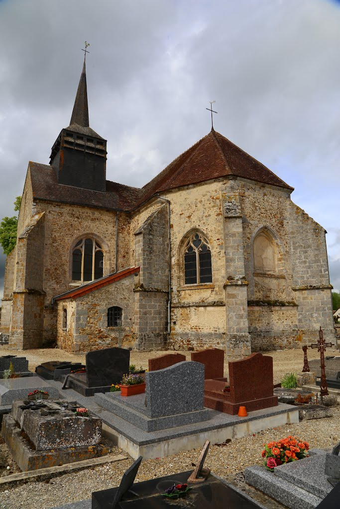 Barbuise Eglise