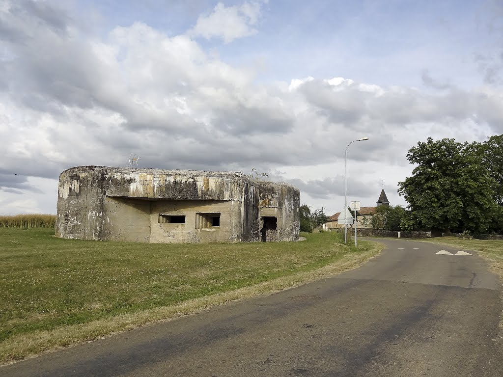Maginot Line, Villers-le-Rond