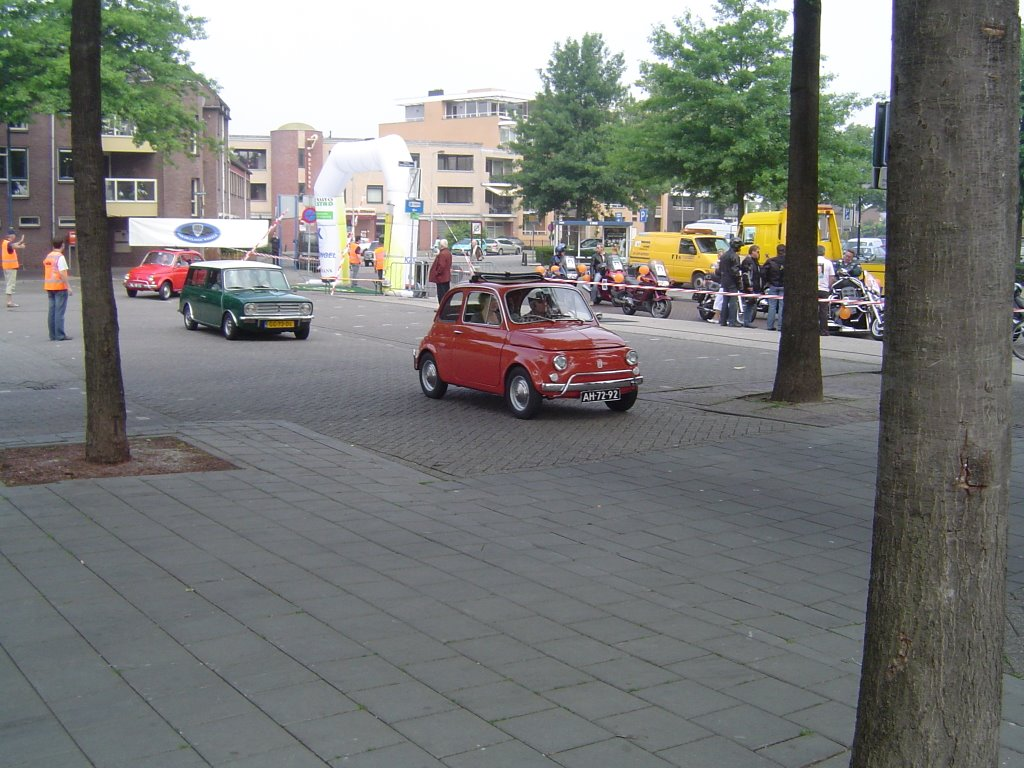 Classic Cars during event