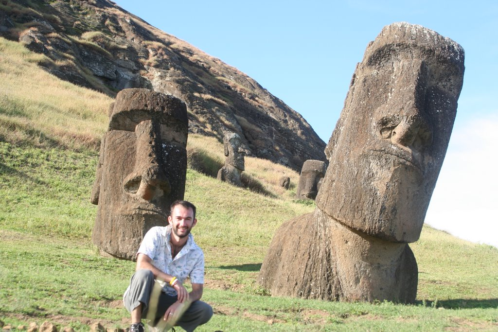 The  Moai Birth Place