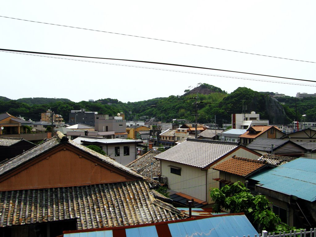 View over Izuhara