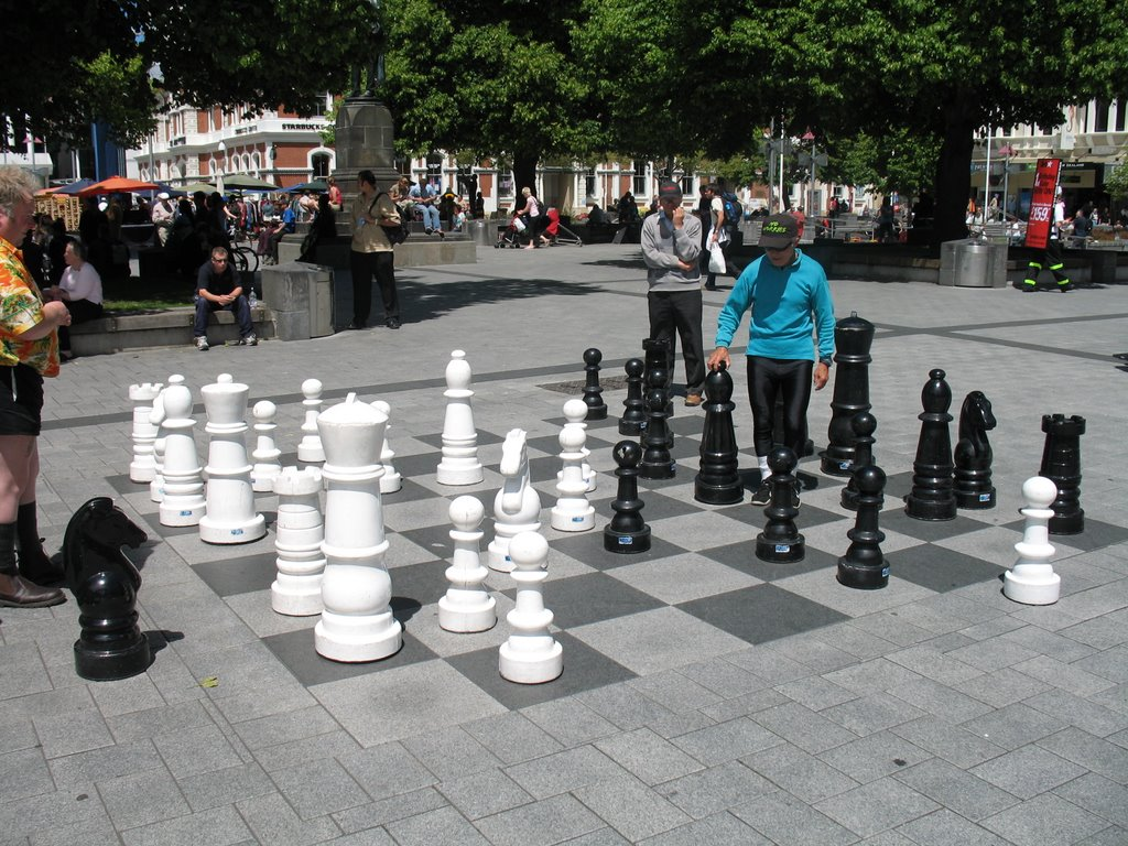 Chess of Street, Christchurch