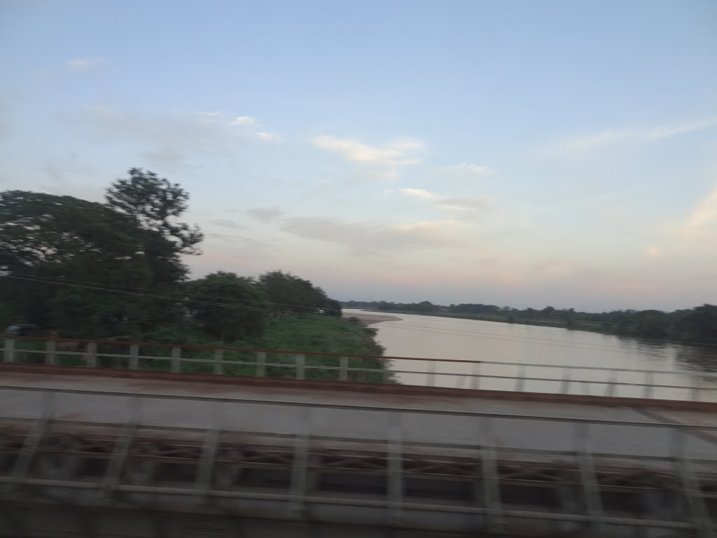 Bridge over Daya River, NH-203, Bhubaneswar to Pipili Road, Odisha