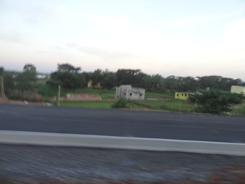 NH-203, Bhubaneswar to Pipili Road, Odisha