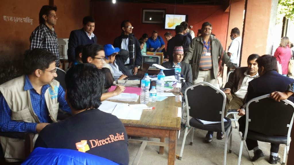 Direct Relief Nepal Earthquake Response - 26