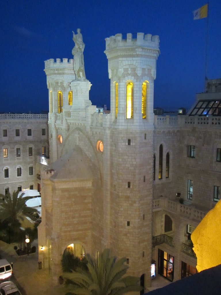 Pontifical Institute, Jerusalem