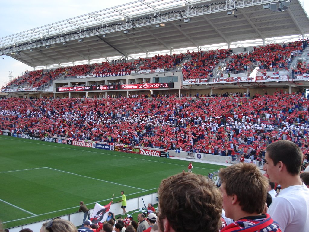 Toyota Park opening