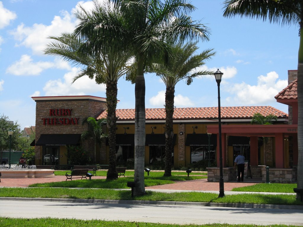 Ruby Tuesday en Miami Lakes