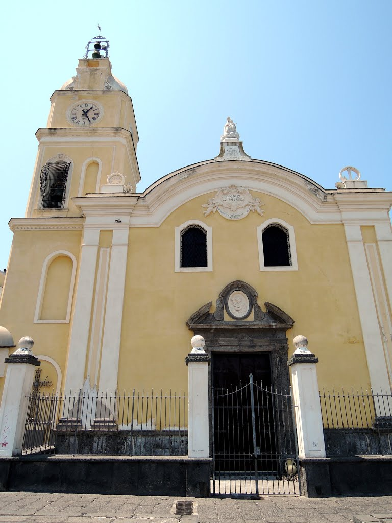 Procida Church of Sailors