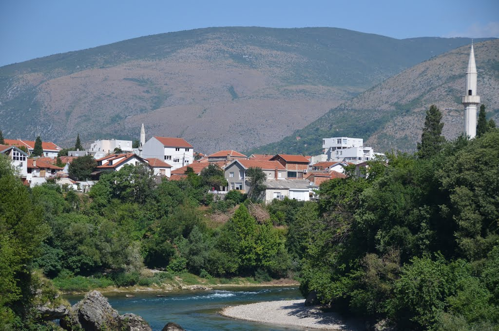 Mostar - old town