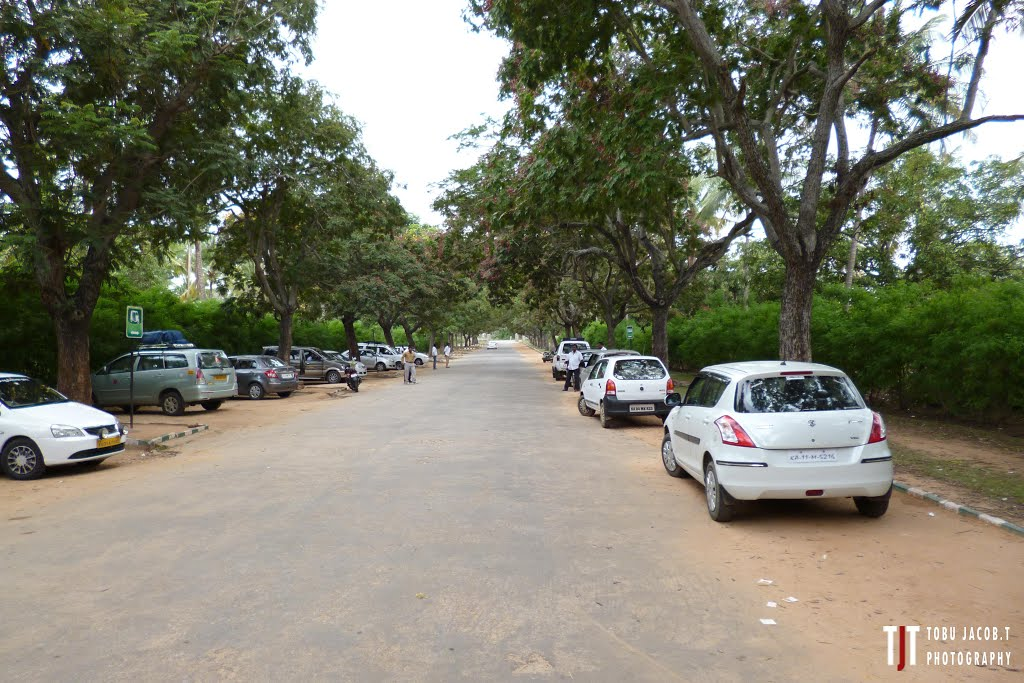 Tippu Sulthan Summer Palace Rd. Mysore