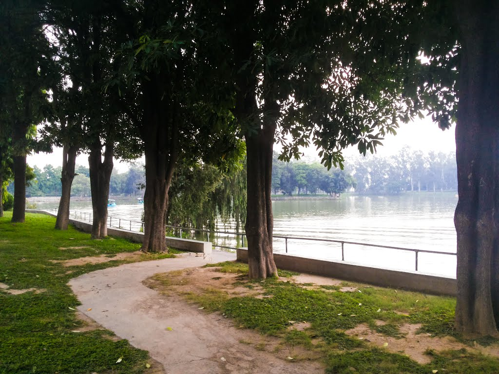 Haryana Tourisum, Lake View