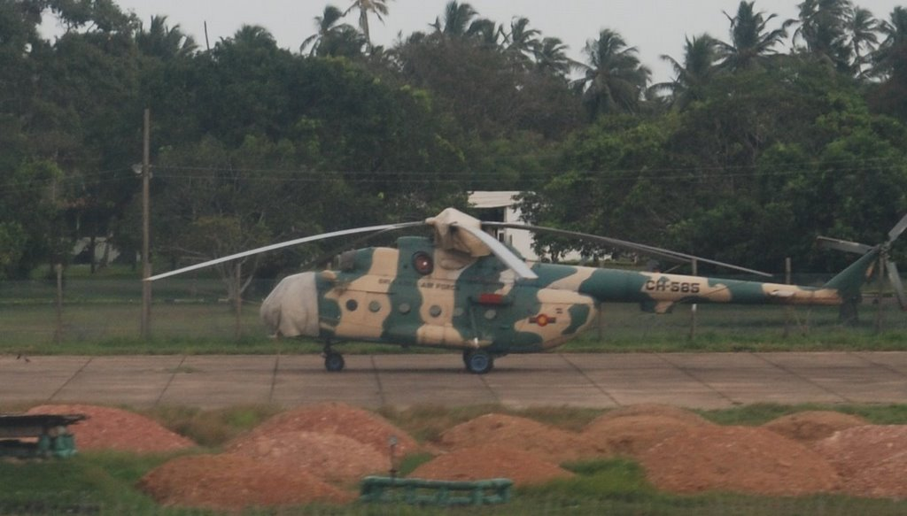 mil helo at colombo