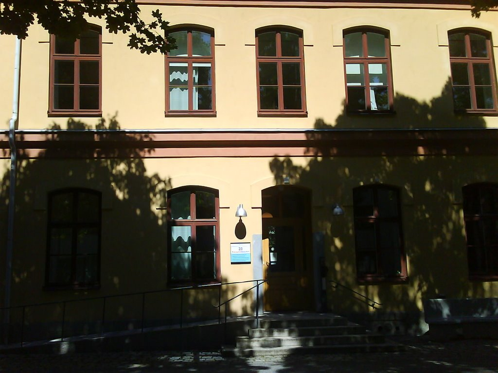 NORDITA (Nordic Institute for Theoterical Physics) - July 2008