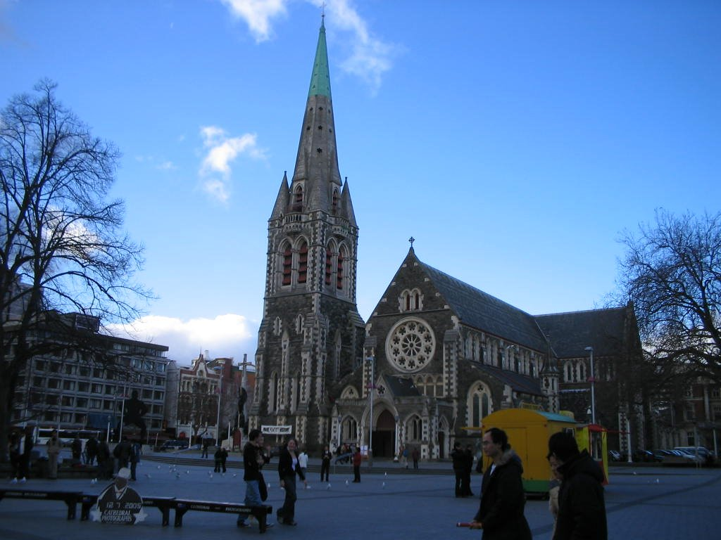 Cathedral Squre