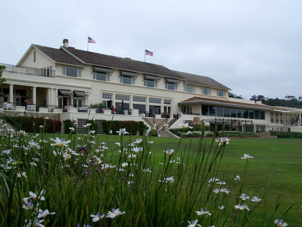 Pebble Beach Clubhouse