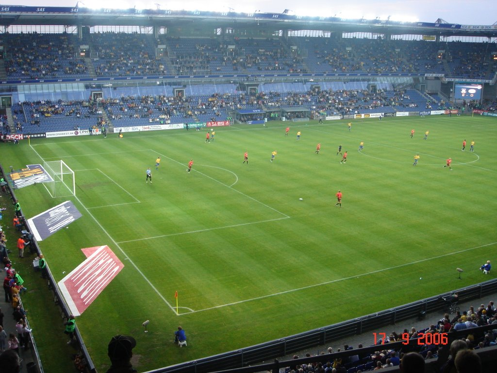 Brondby IF Stadion