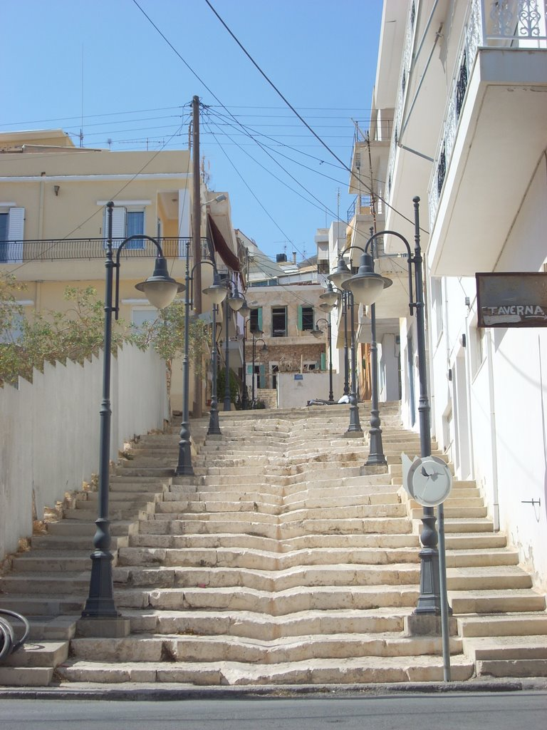 Staircase in Siteia
