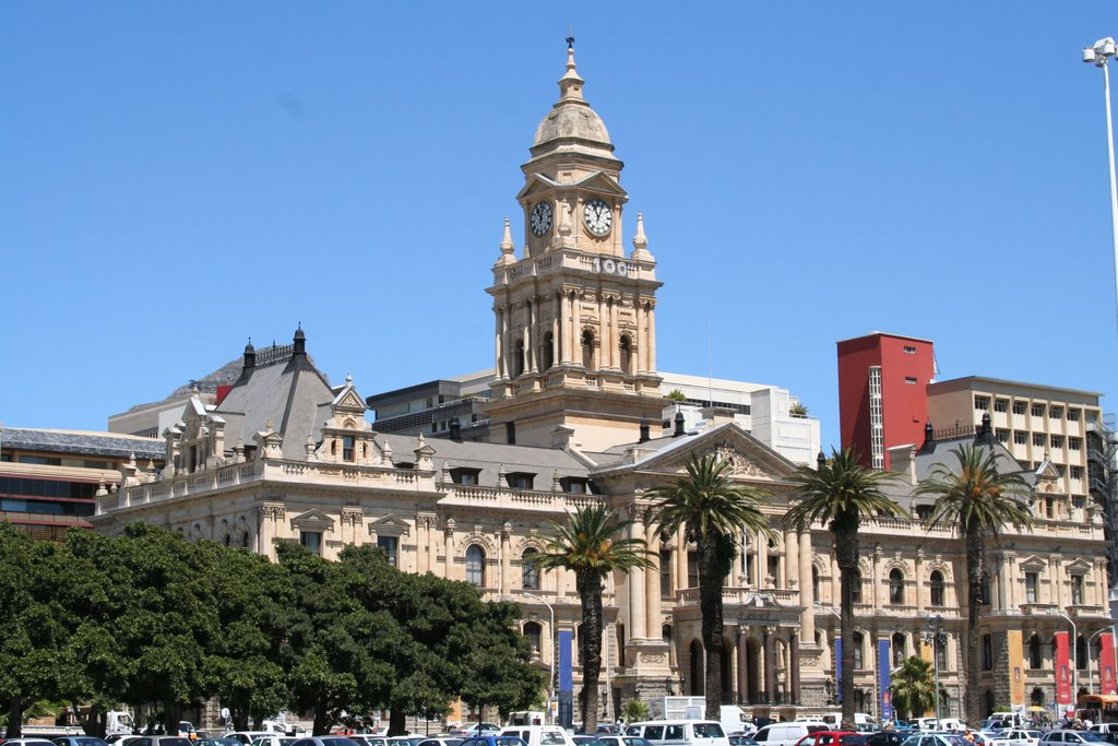 Cape Town - Town Hall