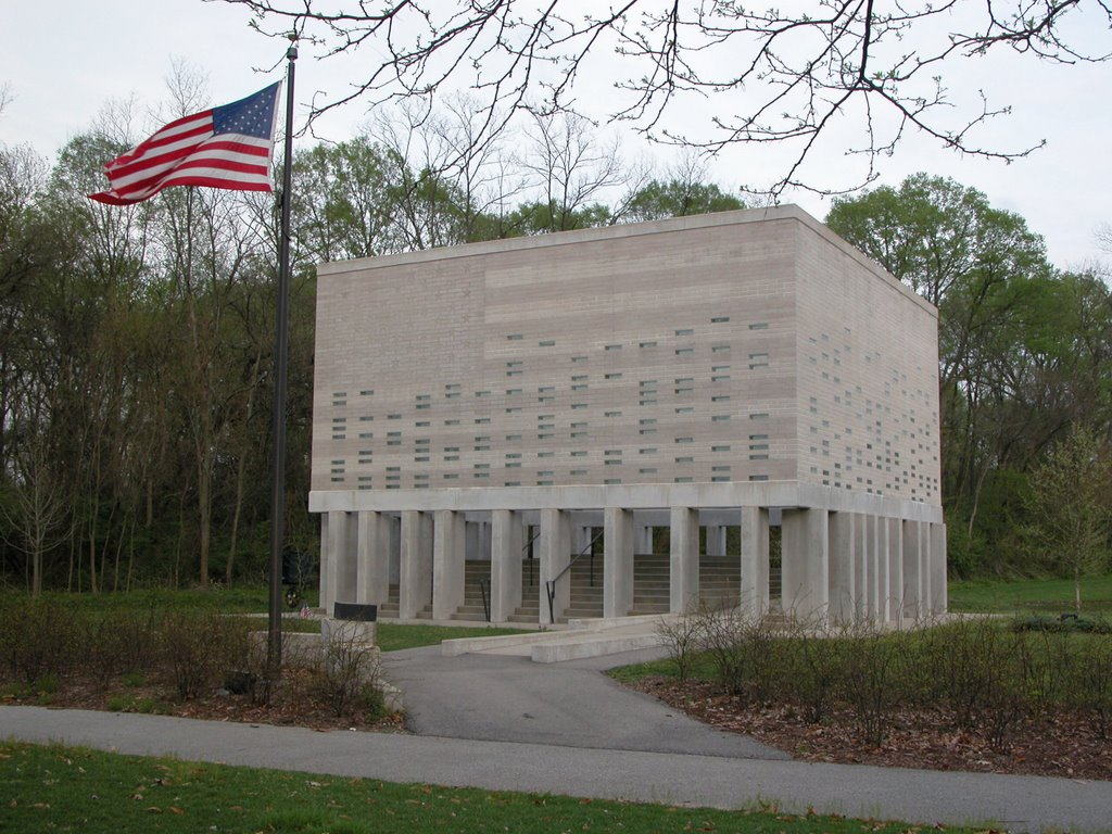 Patriots Peace Memorial, River Road, Louisville, Kentucky