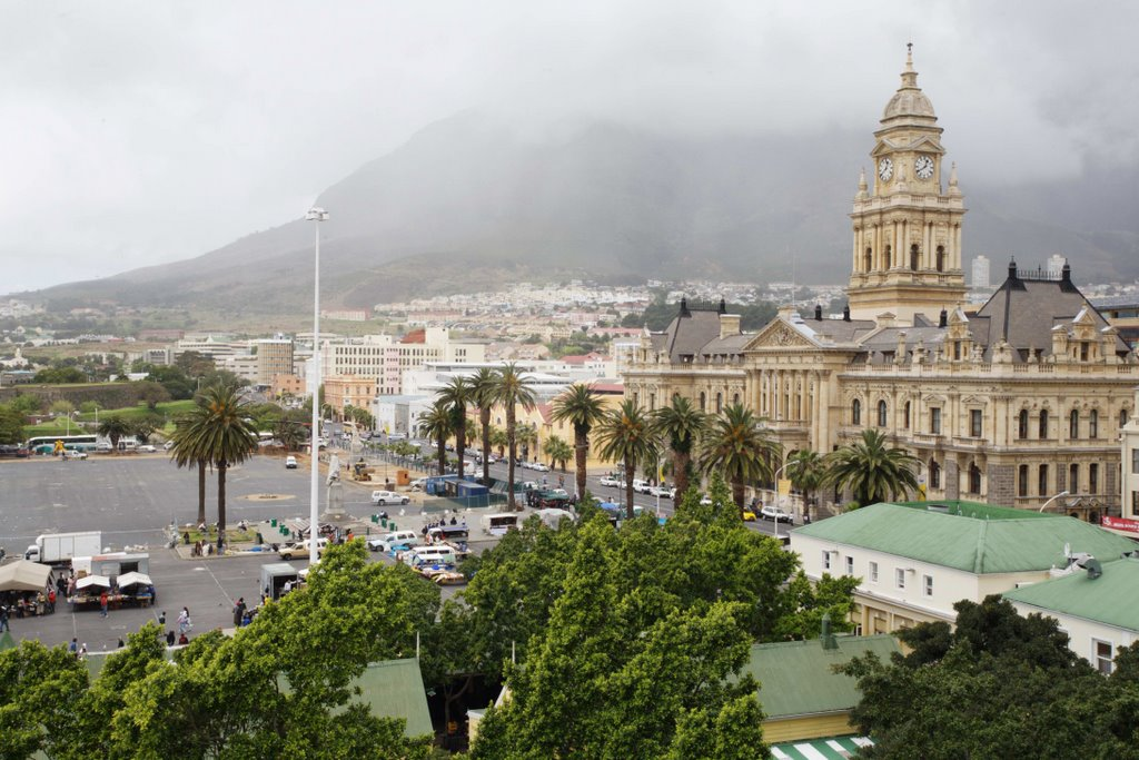Cape Town City Hall South Africa