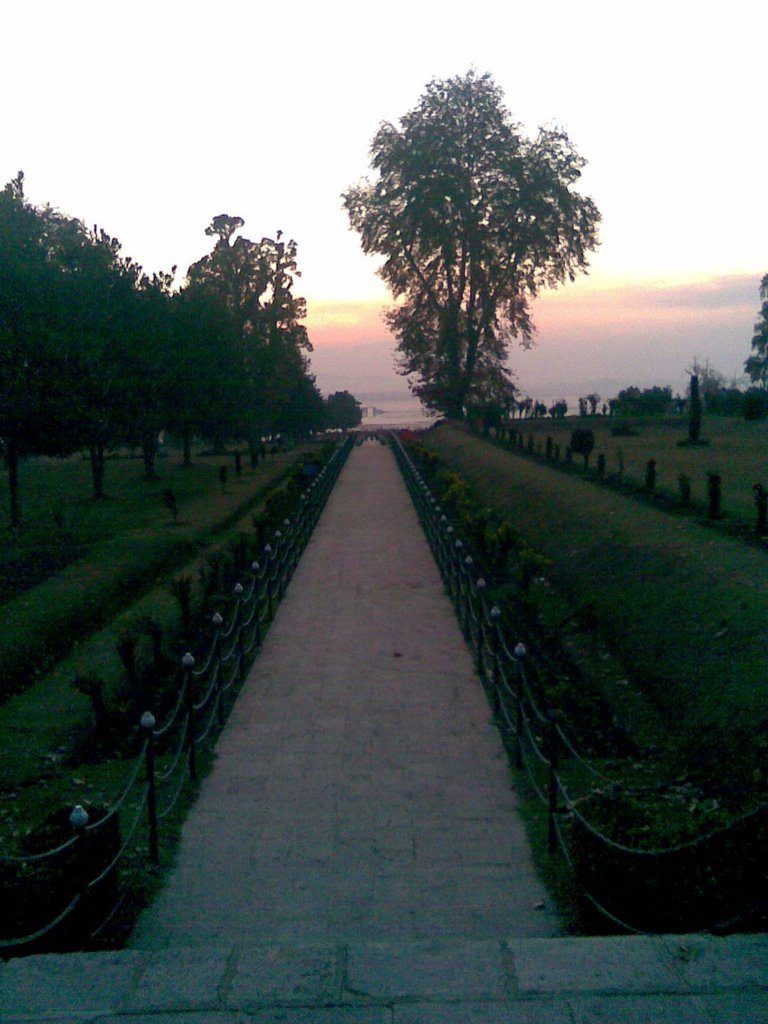 A day in Nishat Bagh
