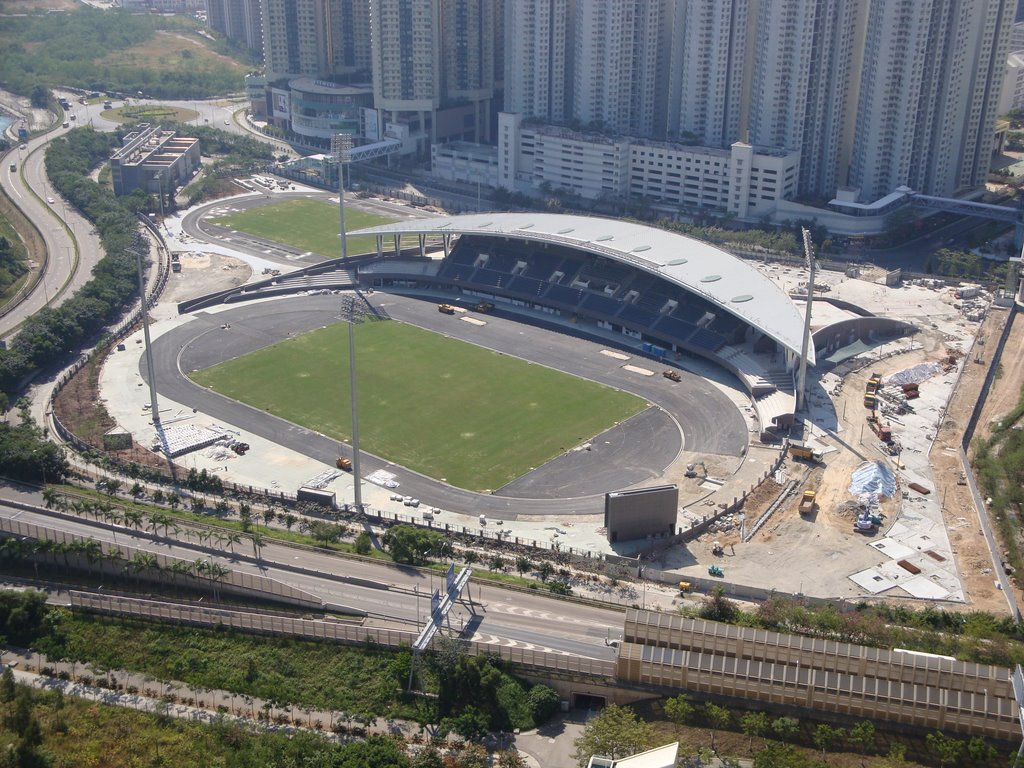 Tseung Kwan O Sport Ground (2008-11-16)