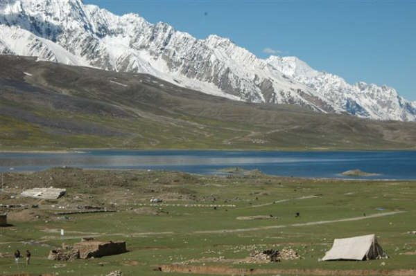 Shandur Lake   By Mir Ali Booni.
