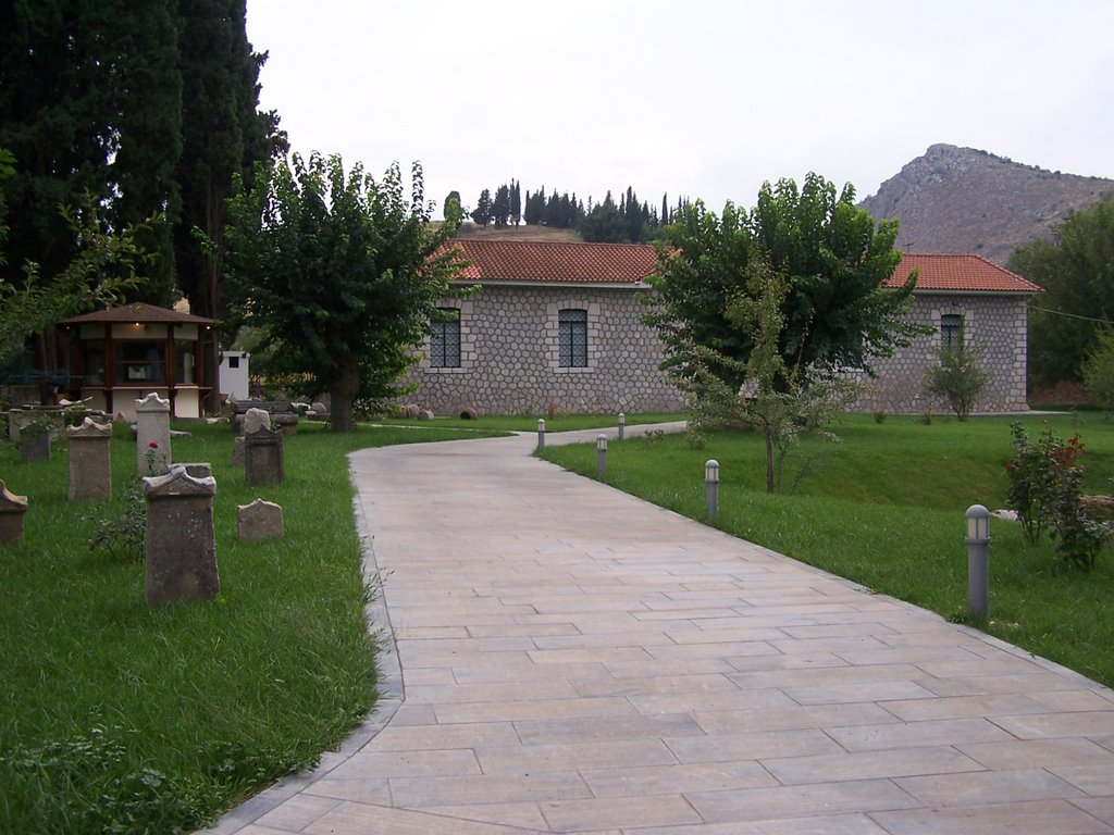 Archaeological Museum of Cheronia, Greece