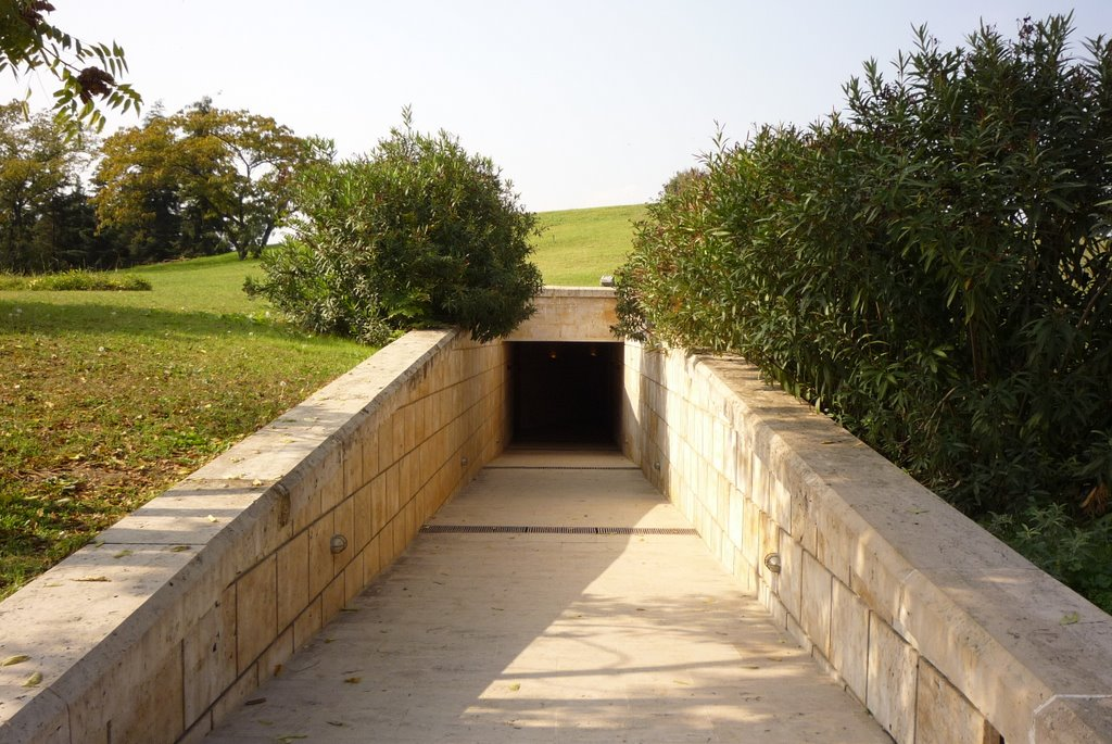 Entrance to the Royal Tombs, Vergina