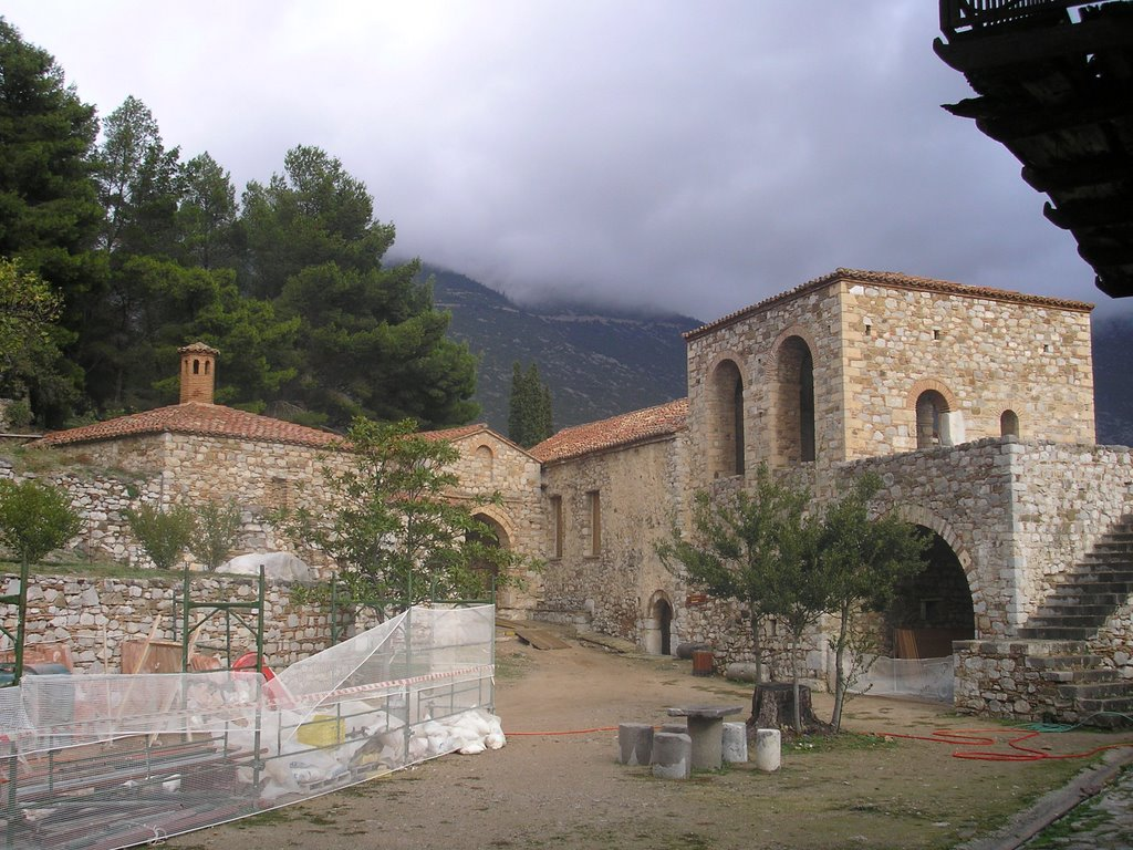 Monastery of Hosios Loukas 321 00, Greece