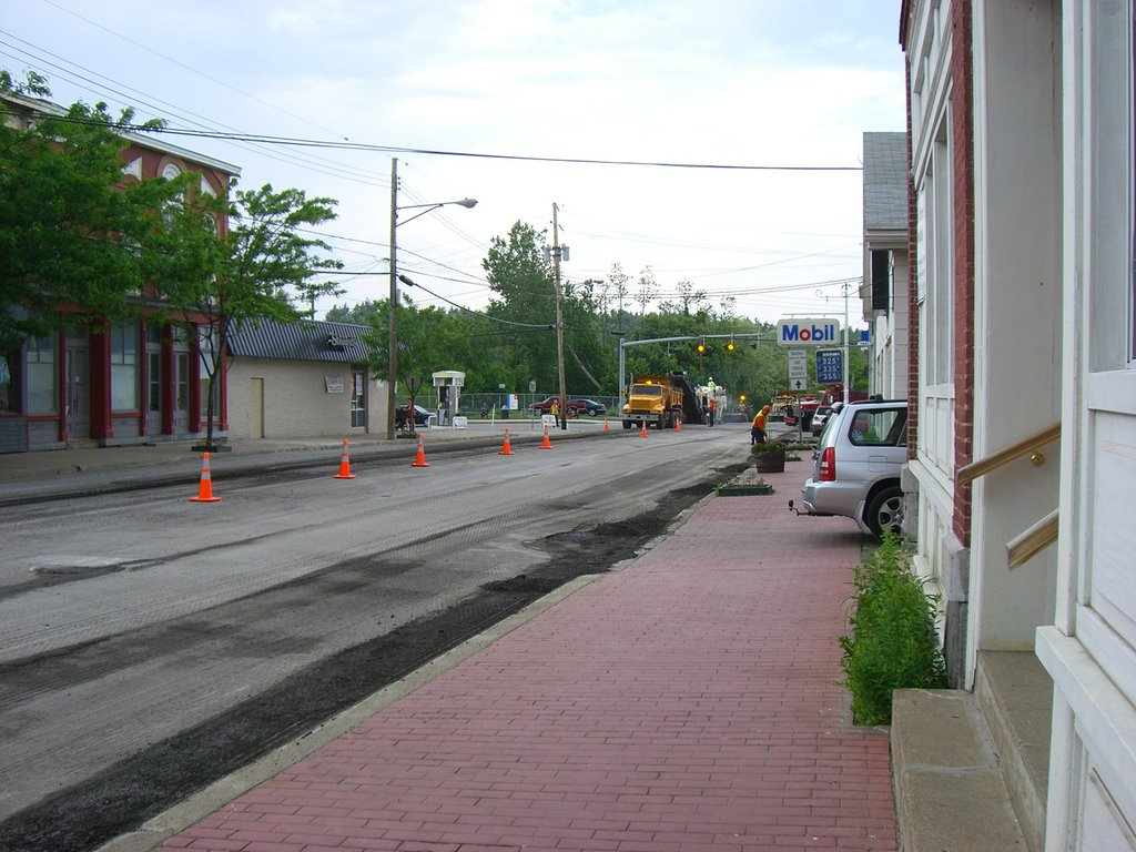 Downtown Keeseville