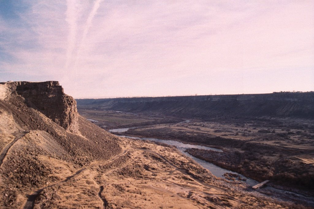 Snake River Canyon Looking East