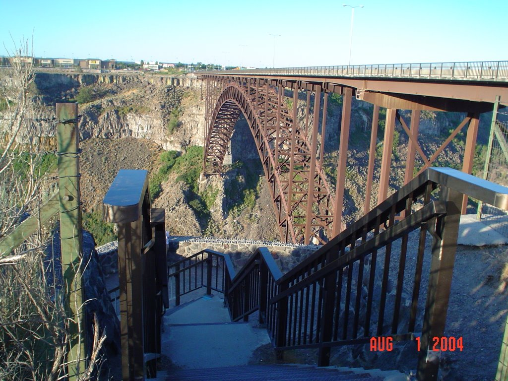 Snake River Gorge, Twin Falls, ID