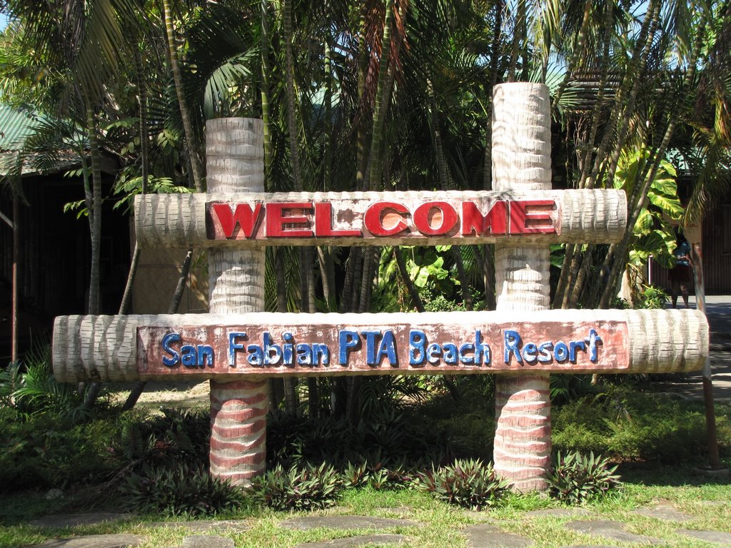 San Fabian Beach Resort