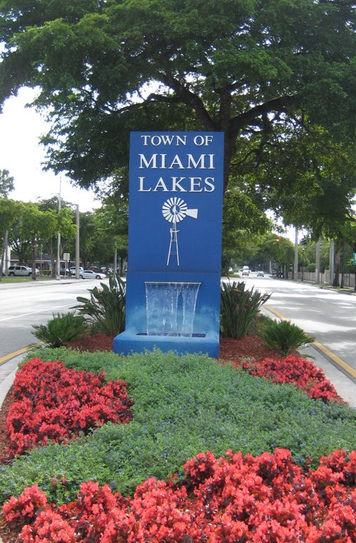 Welcome to the Town of Miami Lakes