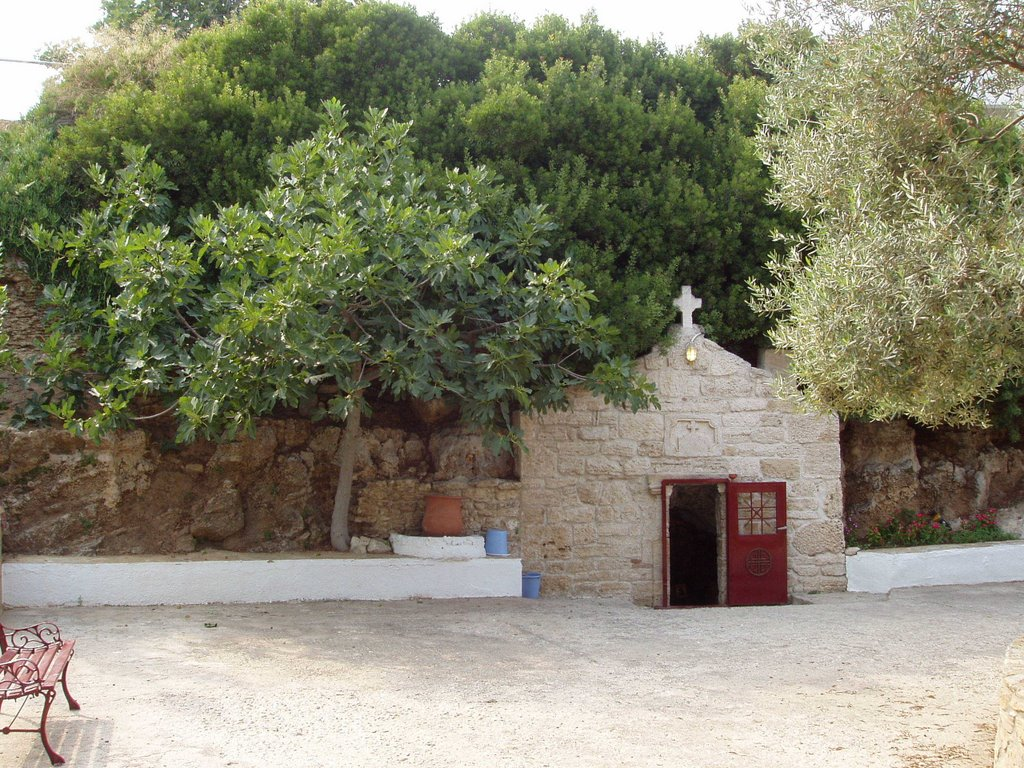 Cave of the Apostle Paul