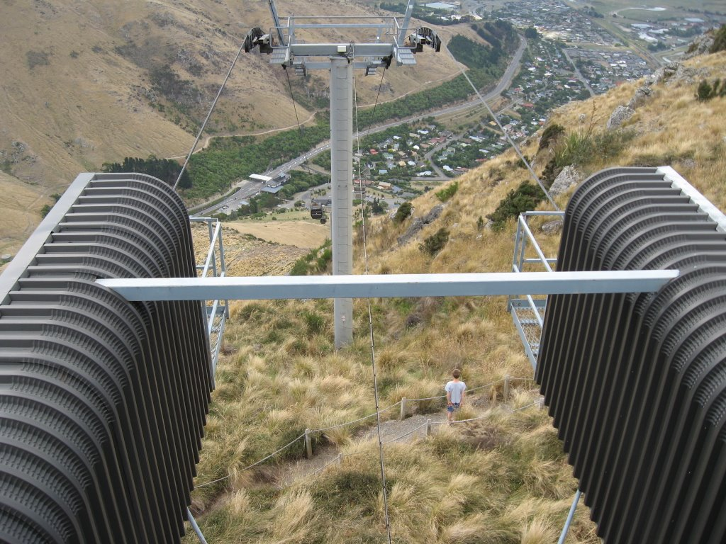 Christchurch Gondola Top Terminus