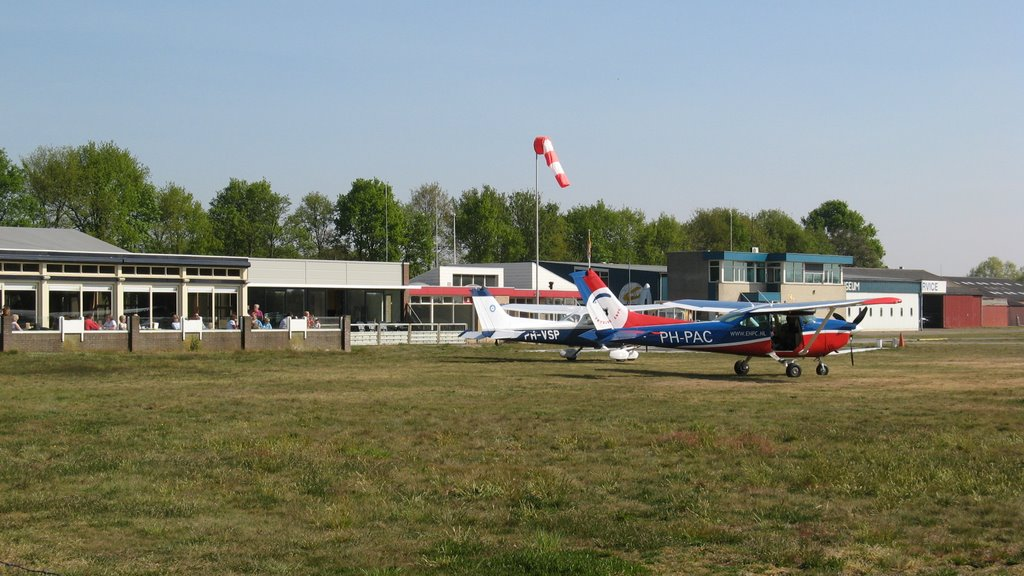 Seppe Airfield (EHSE)