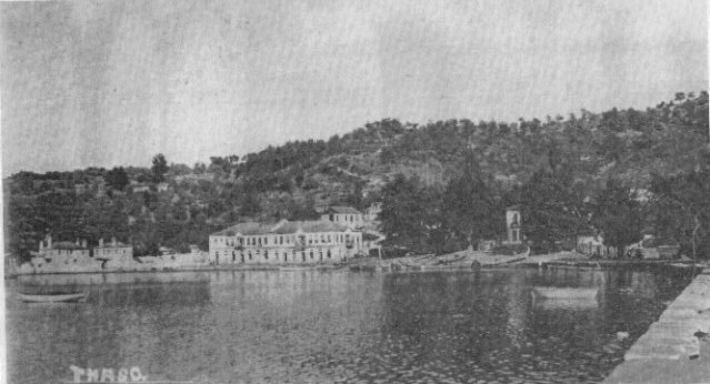 OLD HARBOUR 1900...