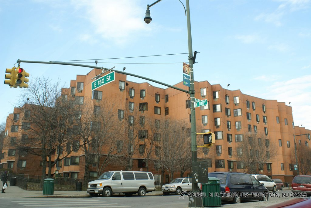 East 180th Street Bronx County Mapio Net