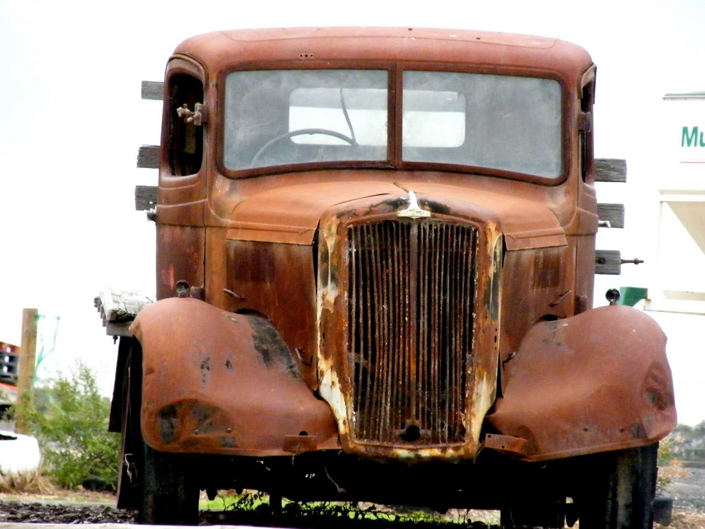 Gippsland Vehicle Collection - Maffra
