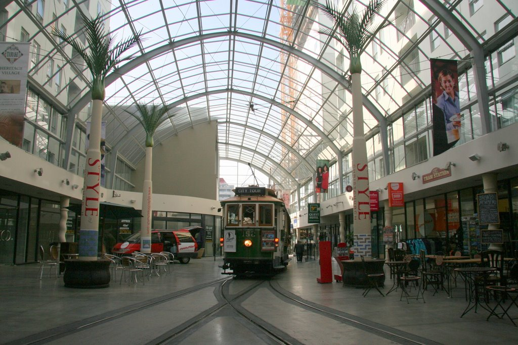 Cathedral Junction, Christchurch