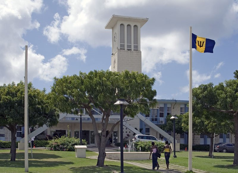 UWI Cave Hill Campus - Clock Tower