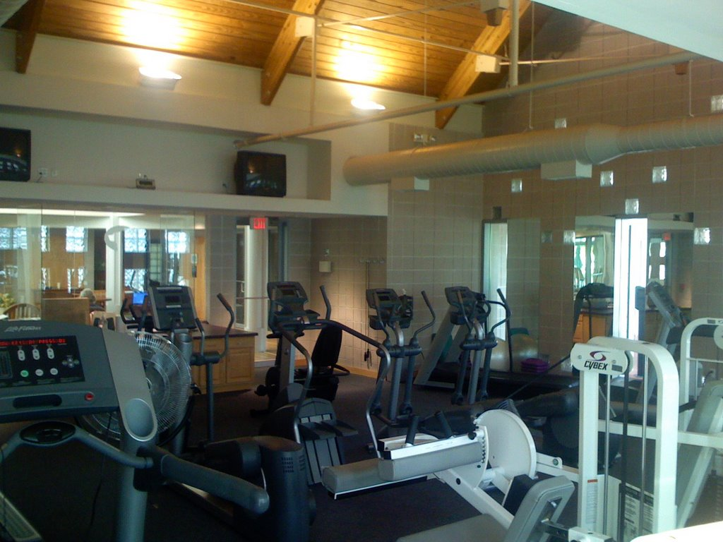 Bear Trap Dunes Resort Bethany Beach De Fitness Gym