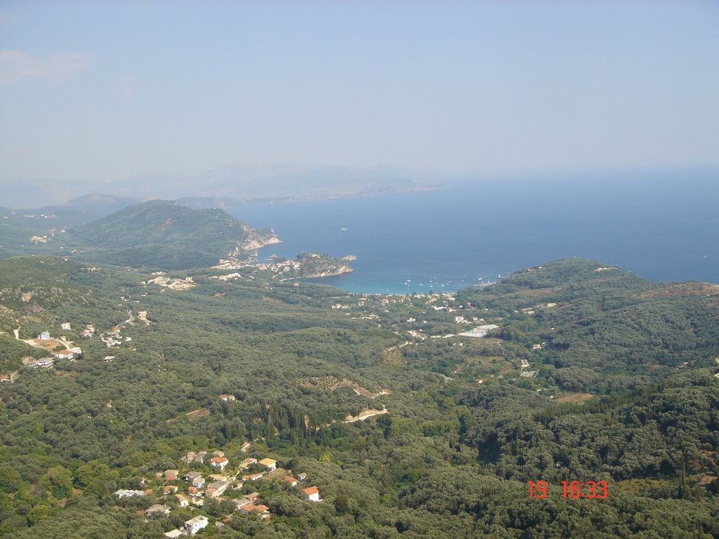 Parga - View From The Castle