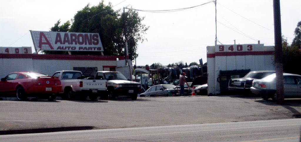 Aaron'S Auto Parts >> Aaron S Auto Parts Pulp Fiction Location Mapio Net
