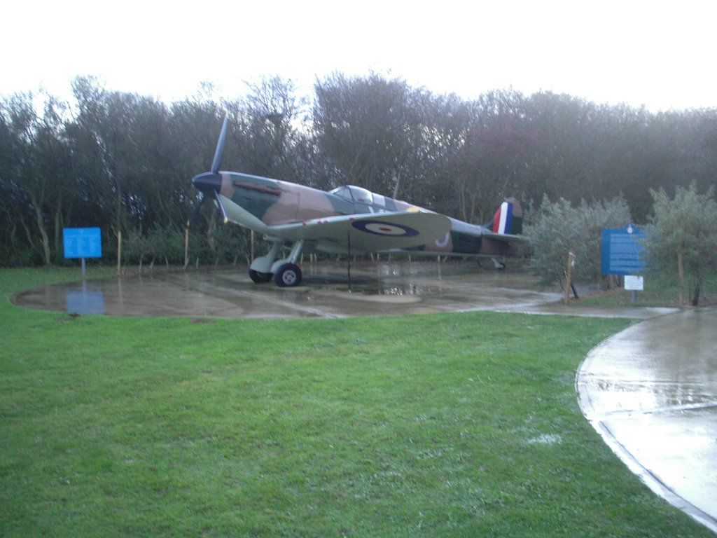 Spitfire - Battle of Britain Memorial