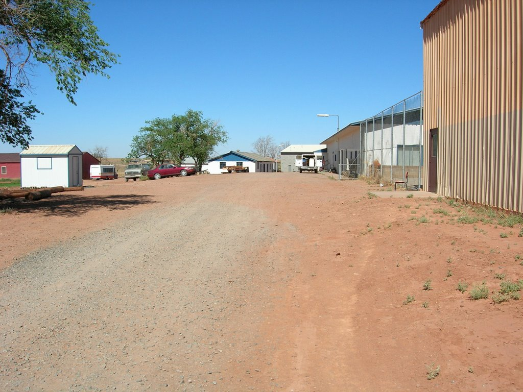 Holbrook Indian School Back Campus Mapionet
